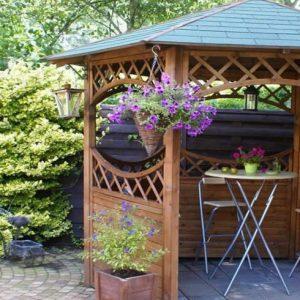 Decorative Garden Gazebo