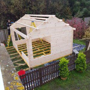 Cabin Build Service