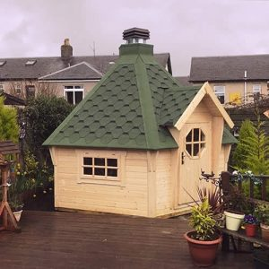 Small BBQ Hut - 6m2