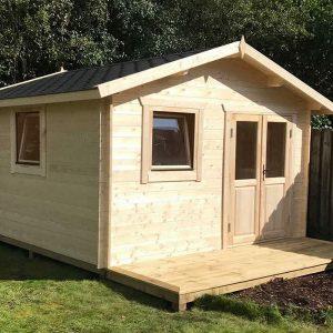 Log Cabin Faravel - 16sqm