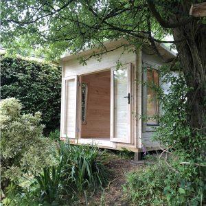 Log Cabin Oxford