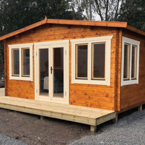 Log Cabin Scot 44